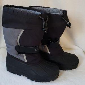 LL Bean Children's Winter Boots